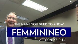 Slip and Fall Accident Rights – Straight Talk with Injury Attorney David Femminineo | 85565Crash.com