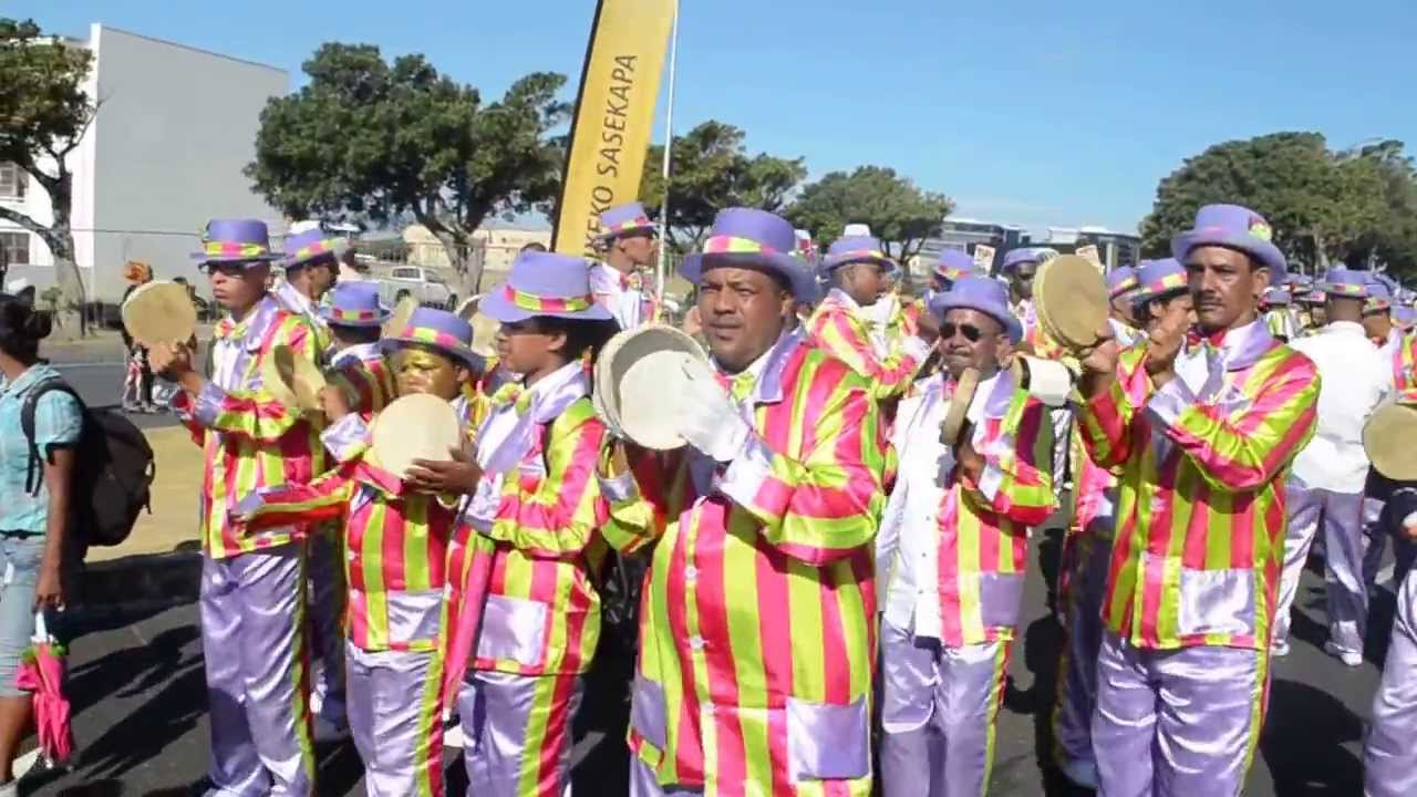 CAPE TOWN MINSTREL CARNIVAL 2014 A