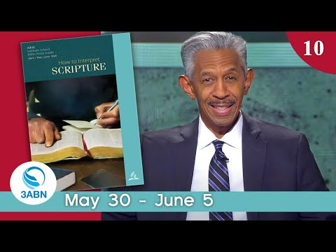 Sabbath School Panel by 3ABN - Lesson 10: The Bible as History from YouTube · Duration:  58 minutes 35 seconds