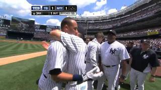 2011/07/09 Relive Jeter's historic at-bat