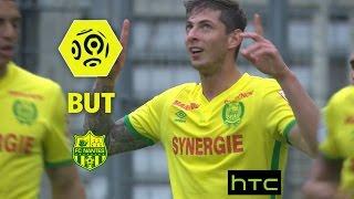 But Emiliano SALA (22') / FC Nantes - OGC Nice (1-1) -  / 2016-17