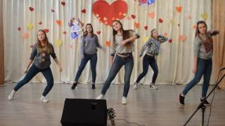 Сучасний танець 1-А