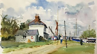 Watercolour Fundamentals - Guidance and Demonstration with Andrew Pitt