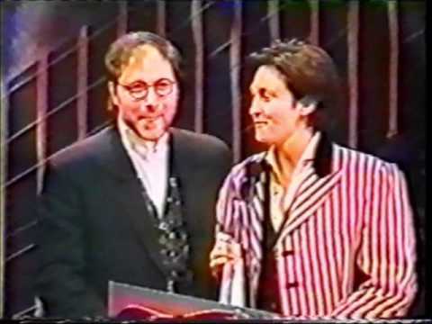 k.d & Ben Mink - Songwriter Of The Year ( Juno Awards 93 )