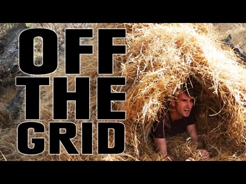 A Survivalist Teaches Me To Live Off The Grid