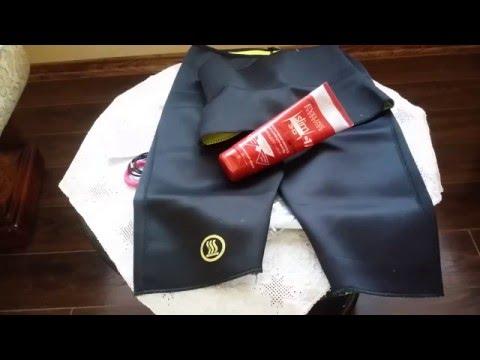 Посылка из КИТАЯ! Бриджи и пояс для похудения и коррекции фигуры. Покупки с AliExpress.