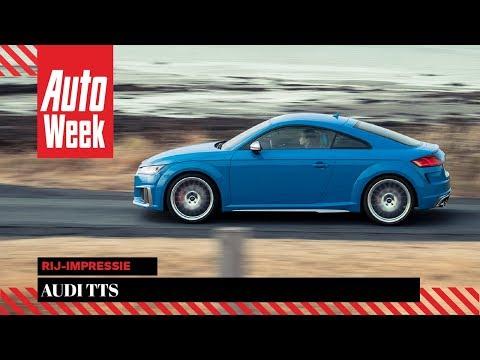Audi TTS - AutoWeek review