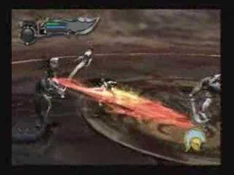 God of War - Challenge of the Gods 8-10