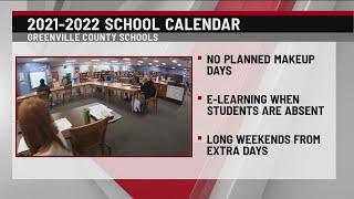 Greenville County Schools Calendar 2022.Gcs Release 2021 2022 School Calendar Youtube