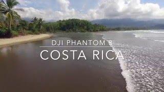 Costa Rica - DJI Phantom / Amazing Places - Uvita - Monteverde - Arenal Fortuna - Tortuguero