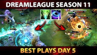 BEST PLAYS - GROUPSTAGE - Day 5 - STOCKHOLM MAJOR - DreamLeague Dota 2 thumbnail