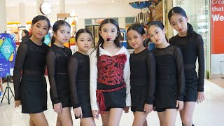 JENNIESOLOSing and Dance cover by Celine Gabrielle and Friends