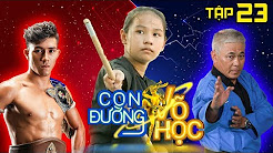 CON ĐƯỜNG VÕ HỌC | CDVH #23 FULL | Duy Nhất nể phục câu chuyện 'mỏ gảy' của cố lão võ sư Phan Thọ