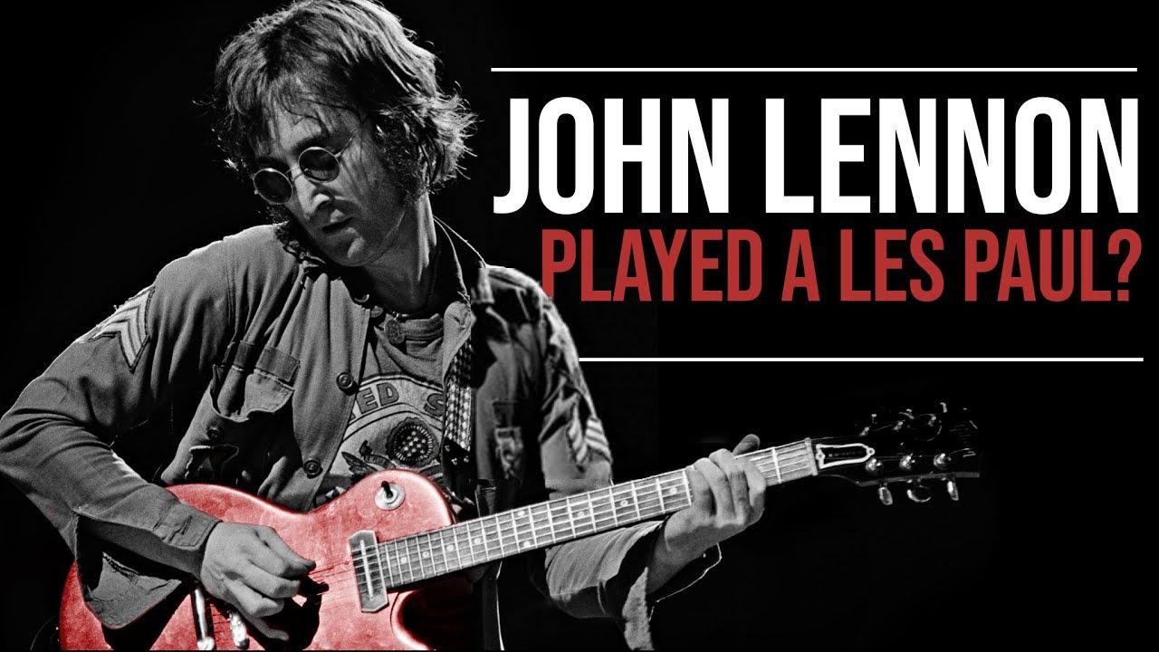 John Lennon Les Paul Jr Worth The Hype Friday Fretworks Youtube