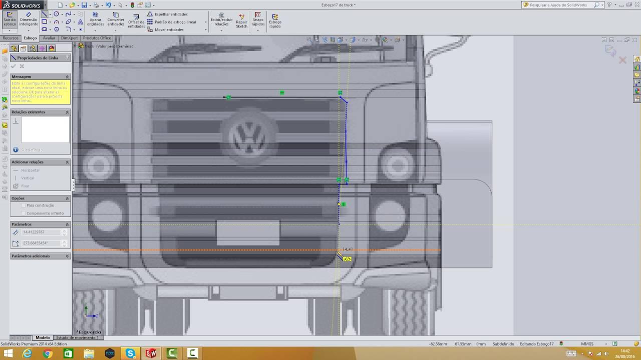 desenho de caminhão mercedes benz atron parte 6 youtube