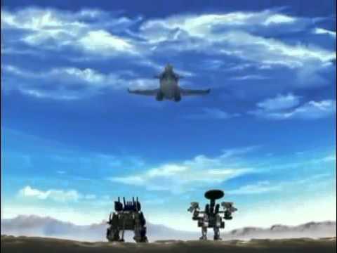 Zoids New Century Zero Episode 20