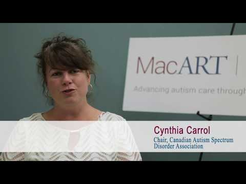 MacART 2017 Research Stakeholders Symposium : Rethinking Autism Training