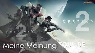 Meine Meinung zu Destiny 2 - Titan PVP Gameplay | Deutsch | HD