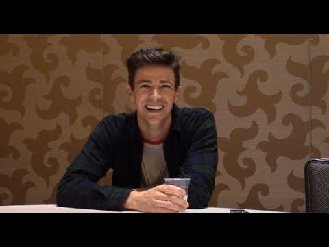 The Flash Season 5  Grant Gustin  Comic Con