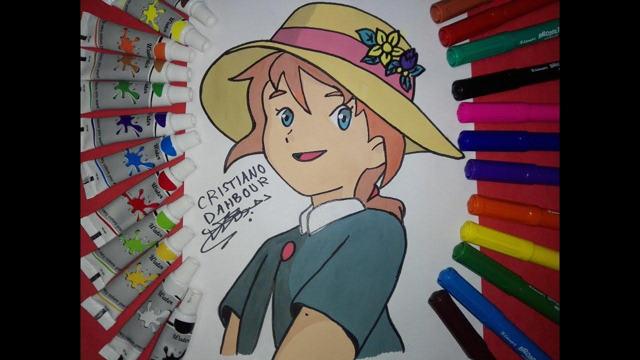 رسم شخصيات سبيستون 2ريمي مع اغنية ريمي واغنية انتي الامان انتي