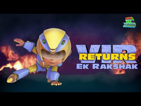 Vir The Robot Boy | Vir Ek Rakshak Returns | Kids Movies | Cartoons For Kids | Wow Kidz Movies