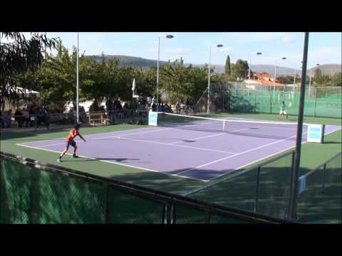 Final Men ITF Marathon futures 2013
