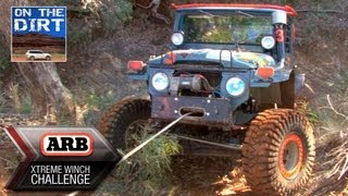 The ARB Xtreme Winch Challenge is held over three rounds each year....
