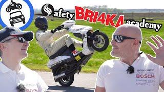Мотор VS автомобил | Кой е виновният ? | Safety BRI4KA Academy | EP8