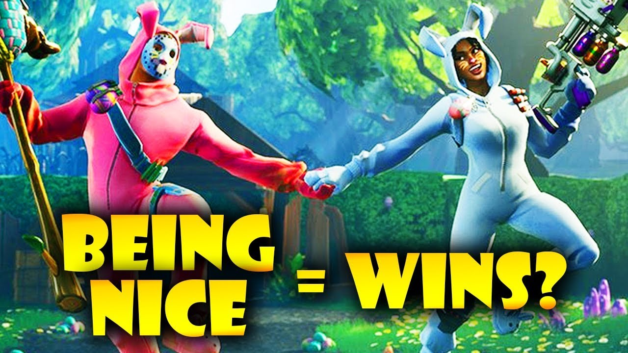 Download Being Nice Makes Fortnite Fun Again! Random Duos and Squads