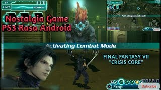 "KEREEN ABISZ, TONTON SAMPE HABIS ""GAME PS3 RASA ANDROID""(FINAL FANTASY VII)"