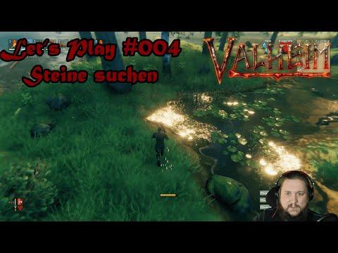 Steine suchen - Valheim Let's Play #004 - Deutsch
