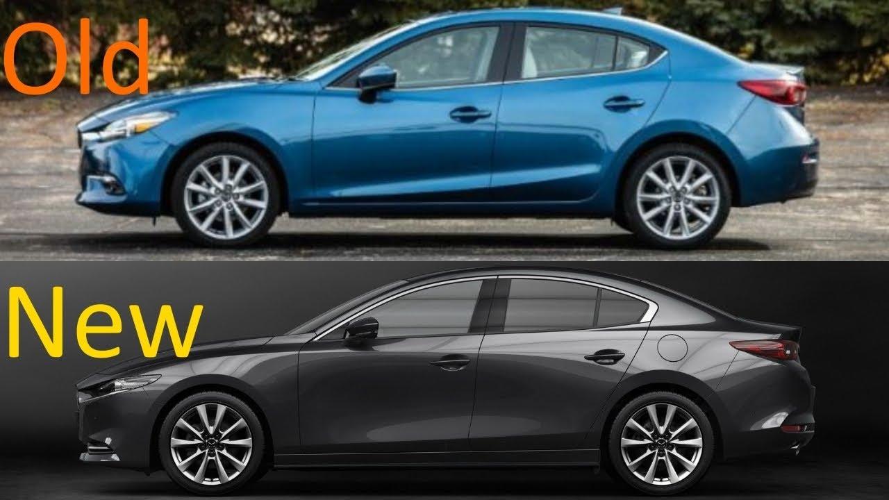 New 2019 Mazda 3 Vs Old 2017