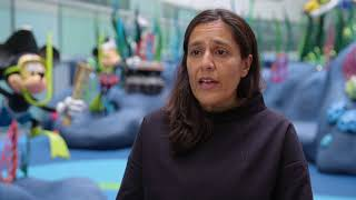 Herdip, Assistant Chief Nurse at GOSH, describes The Disney Reef