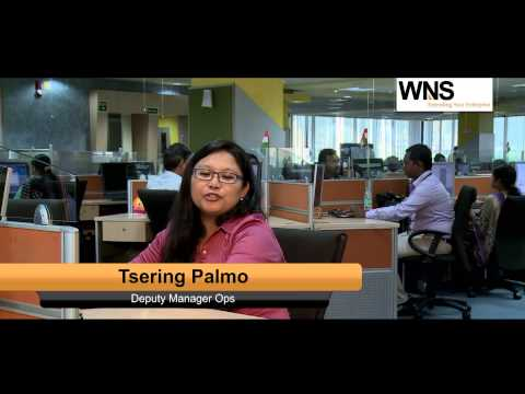 WNS Pune Facility Video