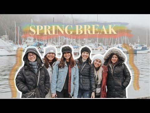 Spring Break Week 2019 | International Student In Canada | GLAIRE CARTAGO