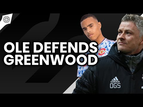 Solskjaer Defends Mason Greenwood! | WBA Press Conference Reaction!