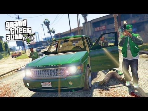 GTA 5 PC Mods - ARMS TRADING & GANG WARS MOD! GTA 5 Gang War