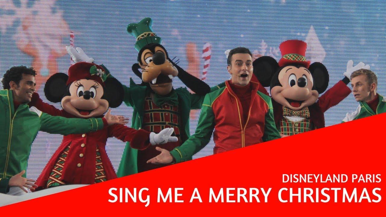 Sing Me a Merry Christmas - Christmas