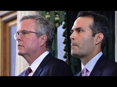 The Honorable George P. Bush, '03- Outstanding Young Alumnus 2015
