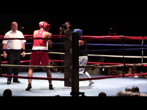 Danzil Smith vs Jared Jimenez At All Or Nothing, Oct 13 2012