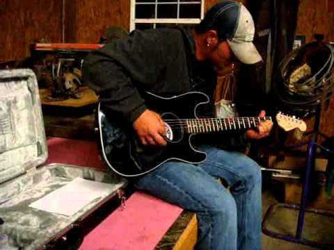 Night Riders Lament Garth Brooks Cover By Dustin Craig