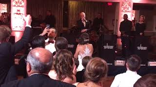 Groom Serenades Bride with Original Rap Song