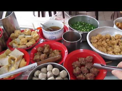 Fish Ball Rat's Tail Noodles from Kampar, 2013