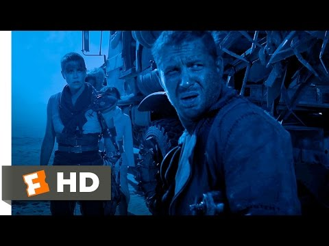 Mad Max: Fury Road - Max Retaliates Scene (6/10) | Movieclips