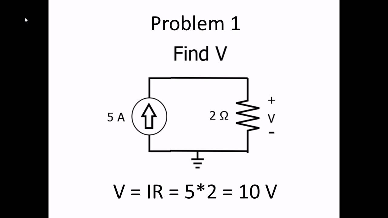 Learning Circuits Online - Lesson 1 - YouTube