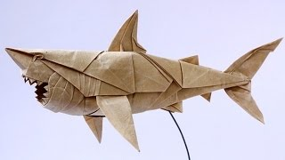 Top 10 Most Amazing Origami Models Of All Time!! - 2014