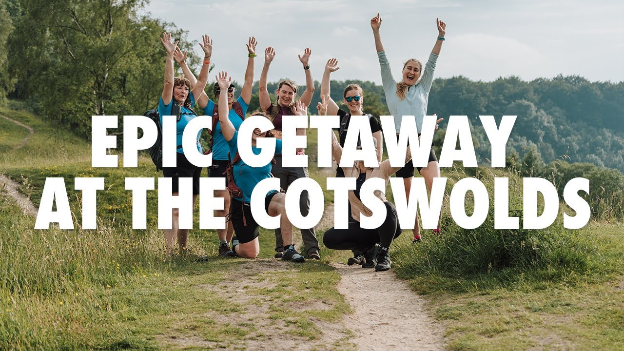 Epic Getaway Weekend at the Cotswolds | #SalomonWMN