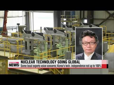 Korea faces hurdles in nuclear technology deals globally