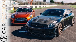 Nissan GT-R: Keep Stock Or Modify? - Carfection