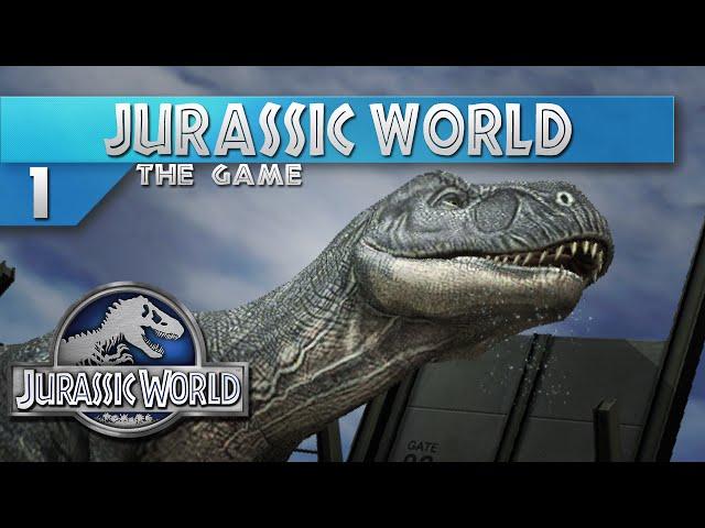 Jurassic World || 1 || NEW PARK